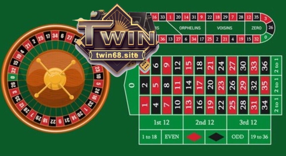 game roulette twin, game roulette đổi thưởng, roulette twin
