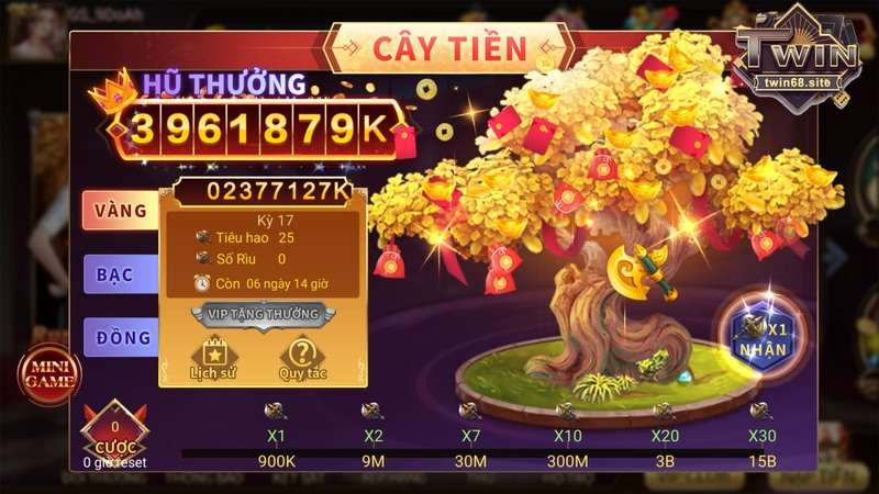cổng game twin