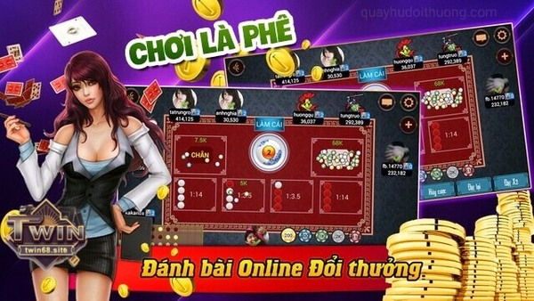 Cổng game online TWIN